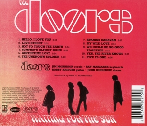 DOORS - WAITING FOR THE SUN -REMAST-