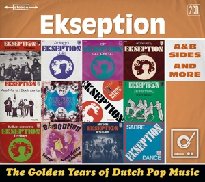 EKSEPTION - GOLDEN YEARS OF DUTCH POP MUSIC
