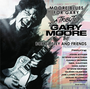 MOORE, GARY.=TRIB= - MOORE BLUES FOR GARY