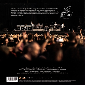 STATUS QUO - DOWN DOWN & DIRTY AT WACKEN, INCL. DOWNLOAD -LP+DVD-