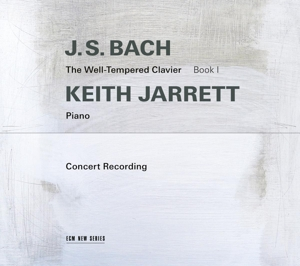 JARRETT, KEITH - WELL-TEMPERED CLAVIER I
