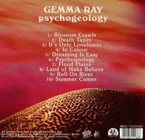 RAY, GEMMA - PSYCHOGEOLOGY