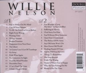 NELSON, WILLIE - ALWAYS ON MY MIND -DOUBLE