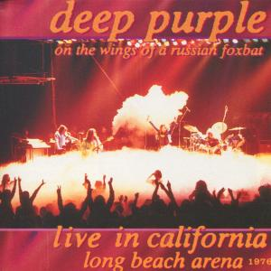 DEEP PURPLE - ON THE WINGS../LIVE CALIF