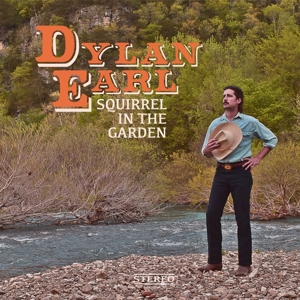 EARL, DYLAN - SQUIRREL IN THE GARDEN