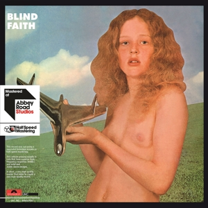 BLIND FAITH - BLIND FAITH (HALF SPEED&DOWNLOAD)