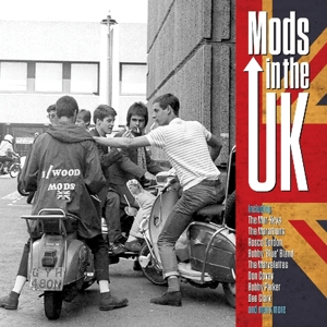 VARIOUS - MODS IN THE UK -HQ-