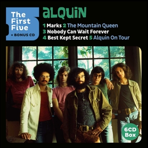 ALQUIN - THE FIRST FIVE
