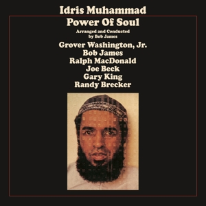 MUHAMMAD, IDRIS - POWER OF SOUL -COLOURED-