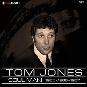 JONES, TOM - SOUL MAN