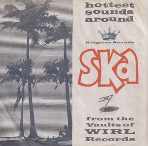 VARIOUS - SKA FROM THE VAULTS OF ...