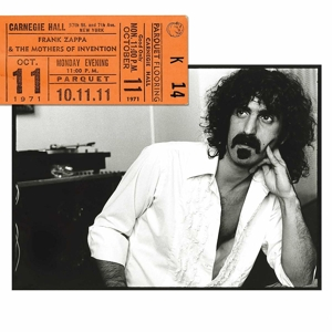 FRANK ZAPPA, THE MOTHERS OF INVENTI - CARNEGIE HALL