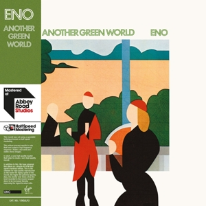 ENO, BRIAN - ANOTHER GREEN WORLD  LTD. HALF SPEE