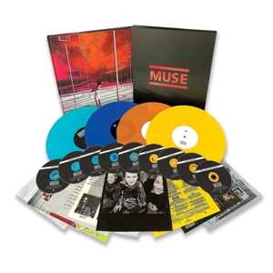 MUSE - ORIGIN OF MUSE -BOX SET-