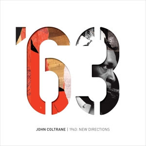 COLTRANE, JOHN - 1963  NEW DIRECTIONS