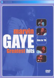 GAYE, MARVIN - GREATEST HITS LIVE IN '76