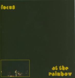 FOCUS - AT THE RAINBOW