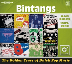 BINTANGS - GOLDEN YEARS OF DUTCH POP MUSIC