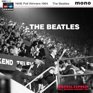 BEATLES - NME POLL WINNERS CONCERT 1964