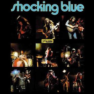 SHOCKING BLUE - 3RD ALBUM + 6
