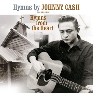 CASH, JOHNNY - HYMNS / HYMNS FROM THE HEART / 180GR. -HQ-