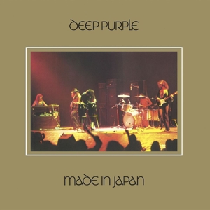 DEEP PURPLE - MADE IN JAPAN (MARTIN PULLAN 1972 M