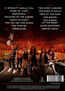 IRON MAIDEN - BOOK OF SOULS:LIVE-DELUXELIVE