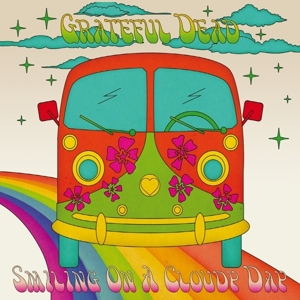 GRATEFUL DEAD - SMILING ON A CLOUDY DAY