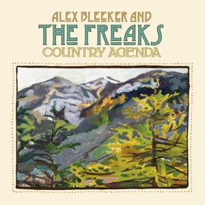 ALEX BLEEKER - COUNTRY AGENDA