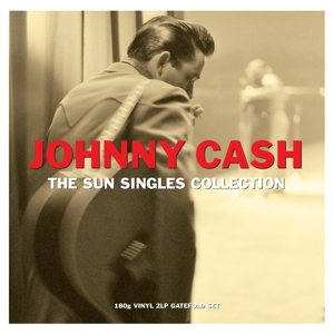 CASH, JOHNNY - SUN SINGLES.. -HQ-