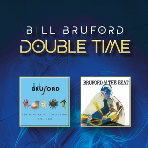 BRUFORD, BILL - DOUBLE TIME -CD+DVD-