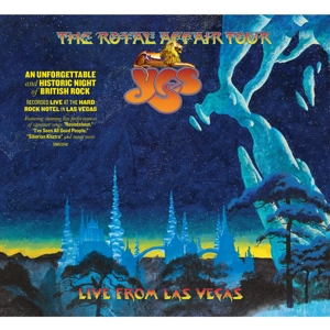 YES - ROYAL AFFAIR IN LAS VEGAS) -LIVE-