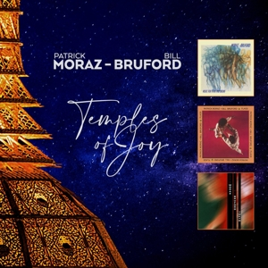 MORAZ, PATRICK/BILL BRUFO - TEMPLES OF JOY