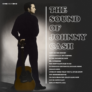 CASH, JOHNNY - SOUND OF