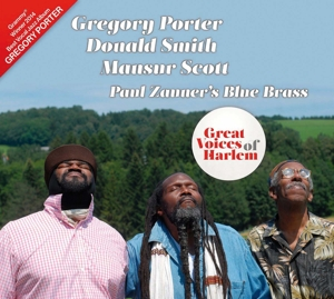 PORTER, GREGORY - GREAT VOICES OF HARLEM