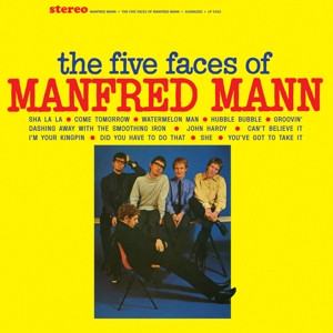 MANFRED MANN - FIVE FACES OF.. -HQ-