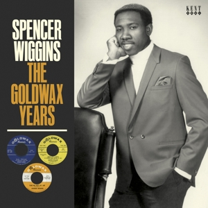 WIGGINS, SPENCER - GOLDWAX YEARS