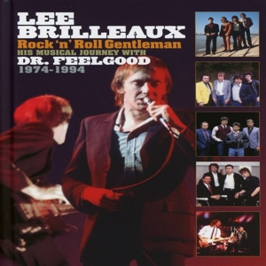 DR. FEELGOOD - LEE BRILLEAUX: ROCK'N'ROL