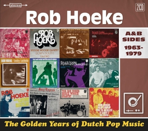 HOEKE, ROB - GOLDEN YEARS OF DUTCH POP MUSIC