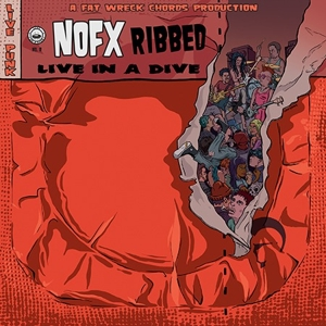NO FX - RIBBED - LIVE IN A DIVE