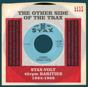 VARIOUS - OTHER SIDE OF THE TRAX
