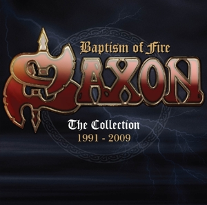 SAXON - BAPTISM OF FIRE - THE..