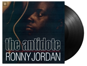 JORDAN, RONNY - ANTIDOTE -COLOURED/HQ-
