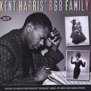 VARIOUS - KENT HARRIS' R&B FAMILY