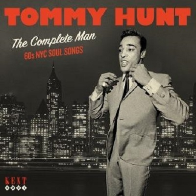 HUNT, TOMMY - COMPLETE MAN