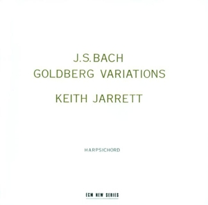 JARRETT, KEITH - GOLDBERG VARIATIONS