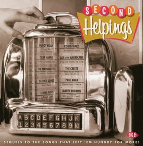 VARIOUS - SECOND HELPINGS
