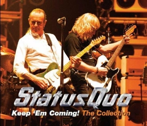 STATUS QUO - KEEP 'EM COMING - THE COLLECTION