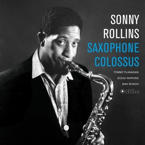 ROLLINS, SONNY - SAXOPHONE COLOSSUS