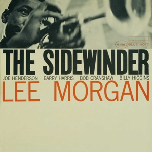 MORGAN, LEE - THE SIDEWINDER (RUDY VAN GELDER REM